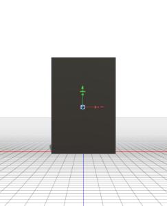 3Dモード画面